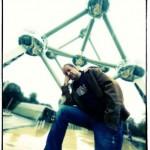 Atomium, Brussels, Belgium, Oct '09